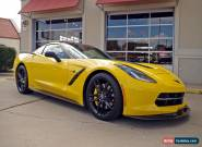 2015 Chevrolet Corvette Z51 Coupe 2-Door for Sale
