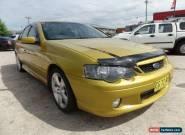 2003 Ford Falcon BA XR6 Acid Rush Automatic 4sp A Sedan for Sale