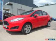 FORD FIESTA 1.0 ZETEC 5 DOOR HATCHBACK for Sale