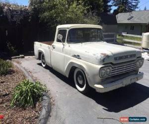 Classic 1959 Ford F100 for Sale