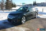 Classic 2010 Ford Fusion Sport AWD Clean Title Rare Black on Black for Sale