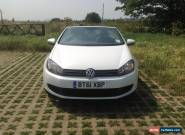 Volkswagen Golf Convertible 1.6 TDI Bluemotion for Sale