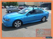 2003 Ford Falcon BA XR6 Blue Automatic 4sp A Sedan for Sale