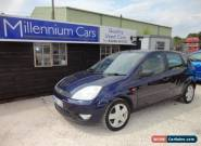 2003 Ford Fiesta 1.4 Zetec 5dr for Sale