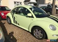 Vw beetle 2.0l  for Sale