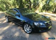 2007 Holden Calais VE V Black Automatic 5sp A Sedan for Sale