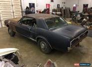 1967 Ford Mustang 4 SPEED GT for Sale