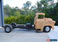 1956 CHEVROLET 5700 CABOVER COE, 454 BIG BLOCK, PATINA, PICKUP, FORD F100 CAMARO for Sale