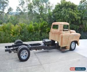 1956 CHEVROLET 5700 CABOVER COE, 454 BIG BLOCK, PATINA, PICKUP, FORD F100  CAMARO