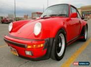 Porsche: 930 930 TURBO  for Sale