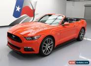 2015 Ford Mustang GT Premium Convertible 2-Door for Sale