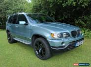 BMW X5 4.4 V8 Auto. New MOT. FSH. for Sale