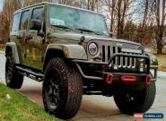 Jeep: Wrangler Sahara Unlimited for Sale