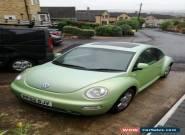 VW beetle 1.9 Tdi Diesel for Sale