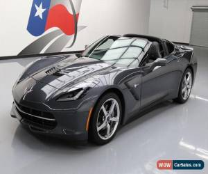 Classic 2014 Chevrolet Corvette Stingray Coupe 2-Door for Sale