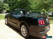 2012 Ford Mustang GT Convertible Premium for Sale