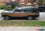 Classic Jeep: Wagoneer for Sale