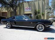 1968 Ford Mustang SHELBY GT500 for Sale