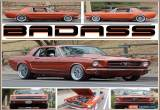 Classic 1966 Ford Mustang BADASS  RESTOMOD for Sale