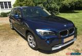 Classic BMW X1 XDrive 20D SE Diesel 2011 for Sale