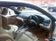 2003 BMW 320CI BLUE AUTO for Sale
