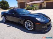 2009 Chevrolet Corvette ZR1 for Sale