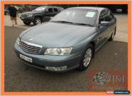 2004 Holden Statesman WL V8 Grey Automatic 4sp A Sedan for Sale