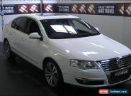 2009 Volkswagen Passat V6 FSI Highline Sedan BVE21A for Sale