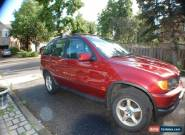 BMW: X5 3.0L Only 126k for Sale