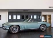 1966 Chevrolet Corvette Stingray Convertible for Sale