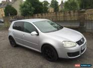 VW Golf 2.0 tdi GT Sport 170 bhp MK5 VOLKSWAGEN GOLF TDI for Sale