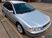 VOLVO S40 T4 TURBO 1.9L ENGINE - VERY LOW 97335 KMS - JULY'17 REGO - AUTO  for Sale