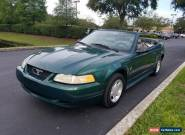 2000 Ford Mustang PREMIUM CONVERTIBLE for Sale