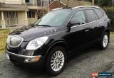 Classic 2010 Buick Enclave CX AWD for Sale