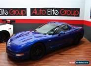 2003 Chevrolet Corvette Z06 Coupe 2-Door for Sale