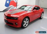 2010 Chevrolet Camaro SS Coupe 2-Door for Sale