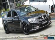 2013 Holden Commodore VF SS-V Redline Black Manual 6sp M Sedan for Sale