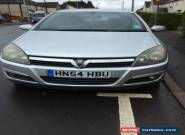 Vauxhall Astra SRI - 1.8 - 2004 (54 Plate) - Silver - Petrol - Manual  for Sale