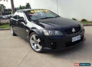 2007 Holden Commodore VE SS-V Black Automatic 8sp A Sedan for Sale