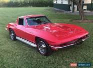 1966 Chevrolet Corvette 2 Door for Sale