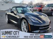 2017 Chevrolet Corvette Stingray Convertible 2-Door for Sale