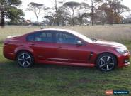 Holden Commodore SV6 Black Edition MY2016 for Sale