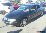 2001 Holden Statesman WH V6 Black Automatic 4sp A Sedan for Sale