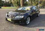 Classic 2007 Holden Commodore VE SS V Black Automatic A Sedan for Sale