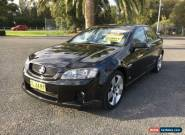 2007 Holden Commodore VE SS V Black Automatic A Sedan for Sale