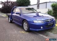 Holden VZ One Tonner - 2005 V6 Auto for Sale
