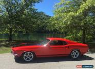1969 Ford Mustang Gt for Sale