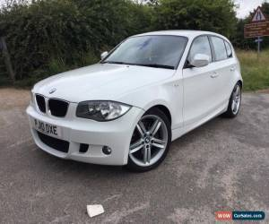 Classic Bmw 123D M Sport White 2010. 5 door for Sale