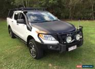 2013 Mazda BT-50 XT (4x4) White Automatic 6sp A Dual Cab Utility for Sale