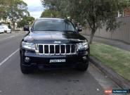 Jeep Grand Cherokee Laredo Turbo Diesel 4x4 Automatic MY13 for Sale